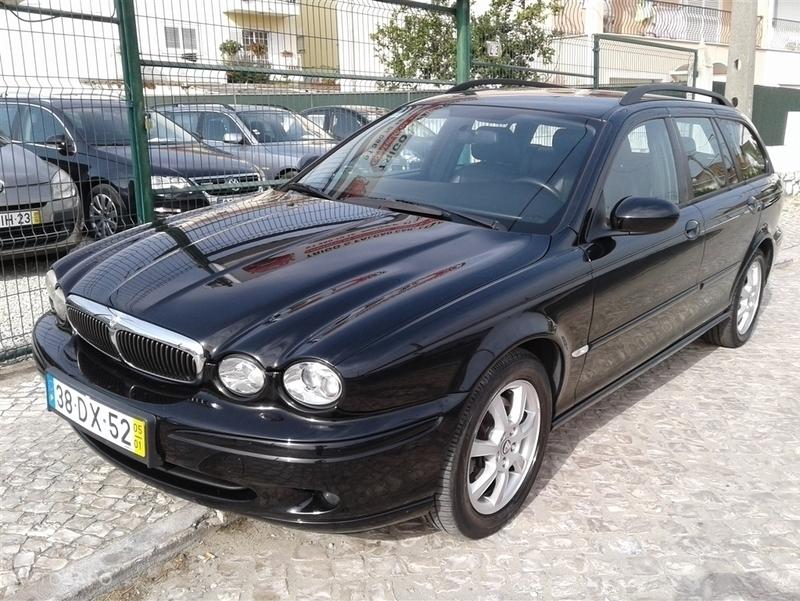 Usado Jaguar X Type SW 2.0 D Executive (130cv) (5p)