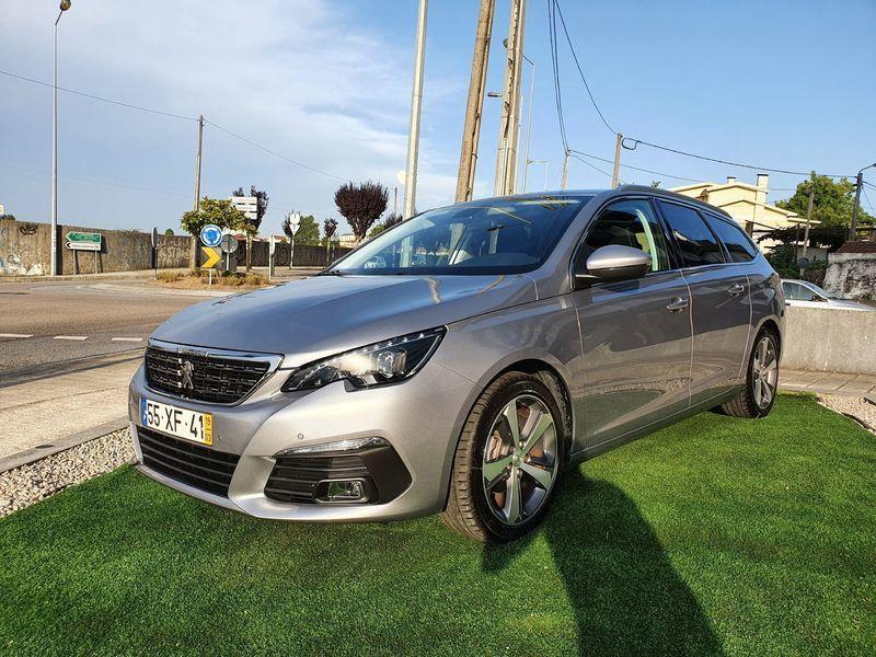 Usados 2019 Peugeot 308 1 5 Diesel 130 Cv   U20ac 21 950