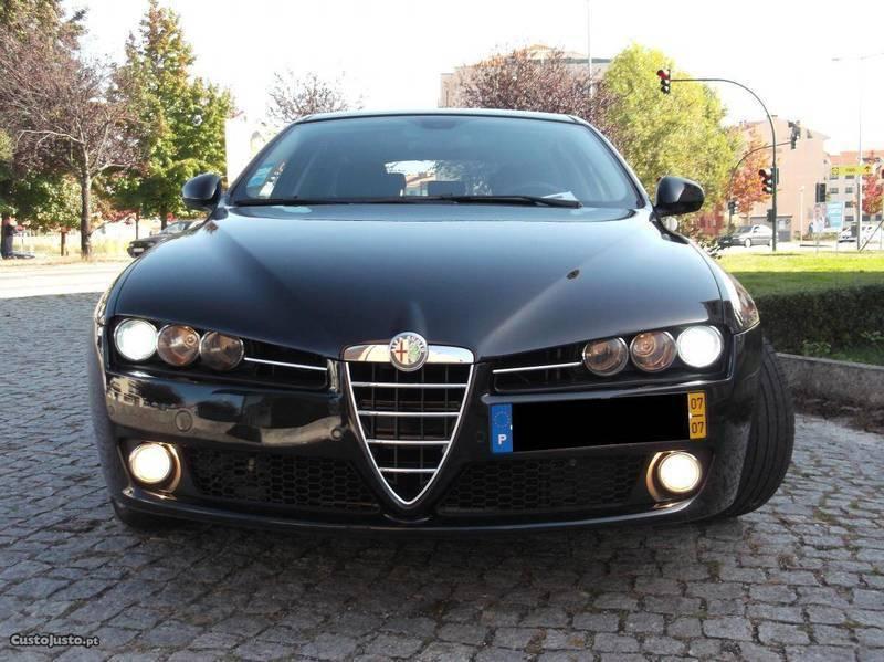 alfa romeo 159 sw 1 9 jtdm 16v carros usados para venda autouncle. Black Bedroom Furniture Sets. Home Design Ideas