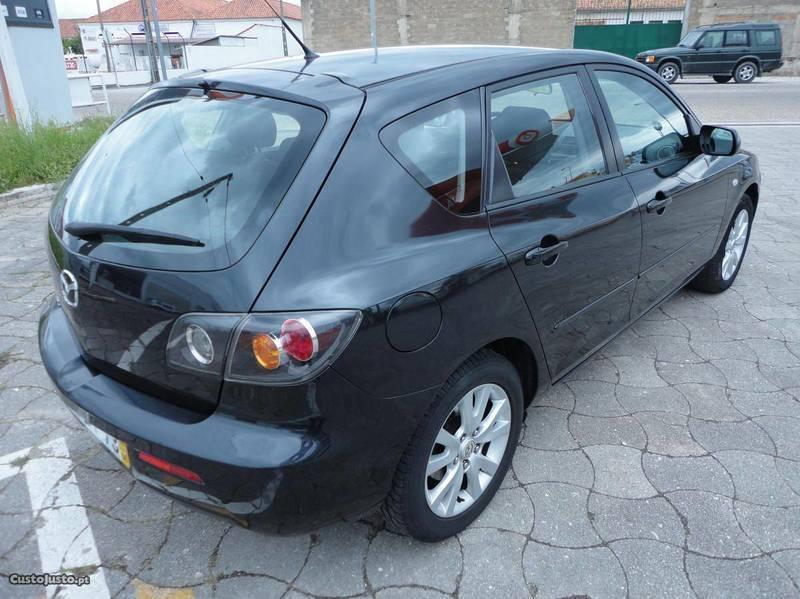 ... Usado Mazda 3 1.6 MZ C Diesel
