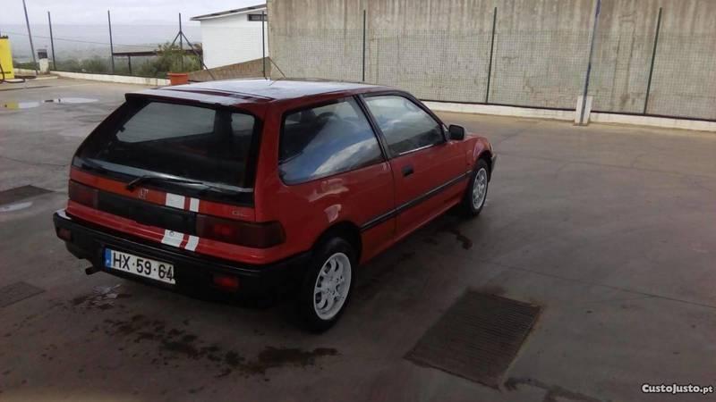 Sold Honda Civic GL 1.4 90 cv - - Carros usados para venda