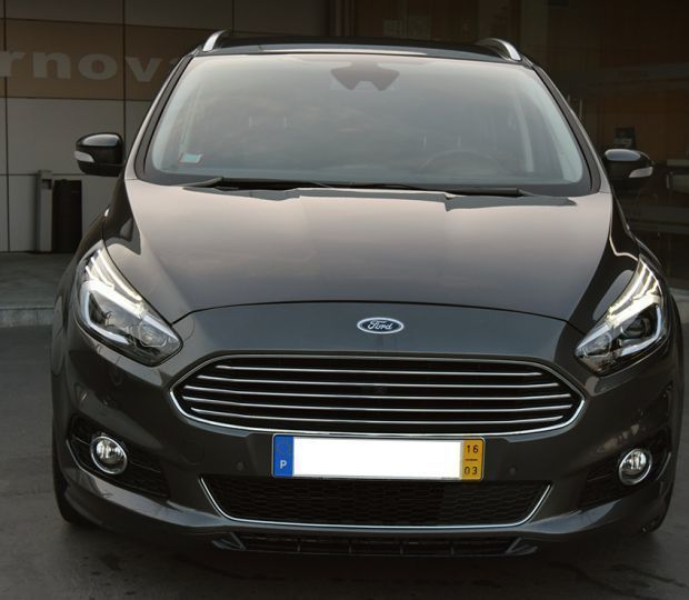 sold ford s max 2 0 tdci titanium carros usados para venda. Black Bedroom Furniture Sets. Home Design Ideas