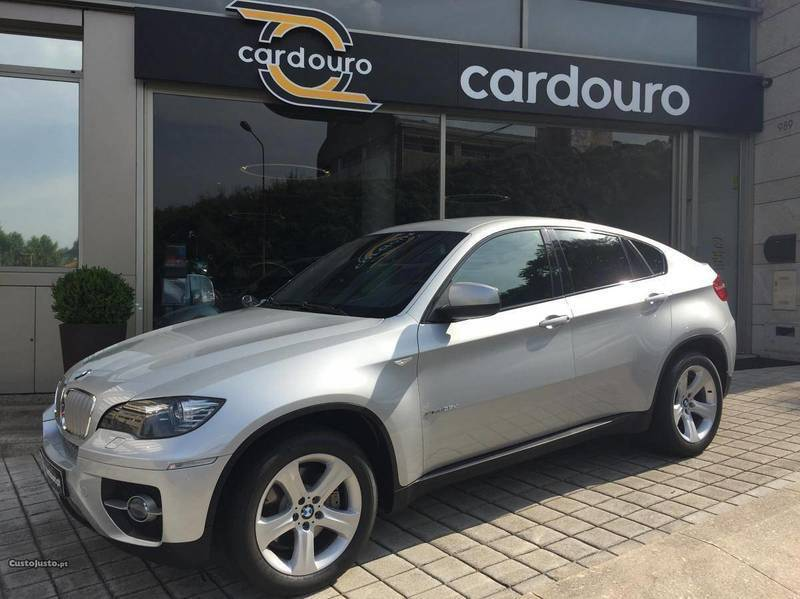 sold bmw x6 35 d xdrive 09 carros usados para venda autouncle. Black Bedroom Furniture Sets. Home Design Ideas