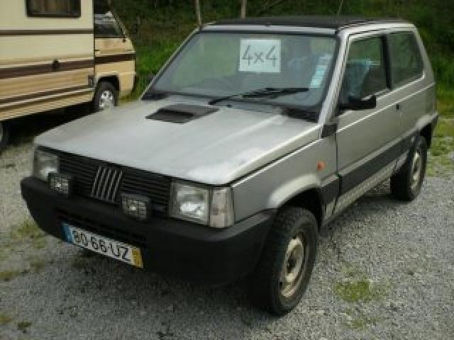 Fiat Panda 4x4 Usado Venda