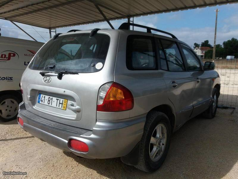 Usado Hyundai Santa Fe 4x4