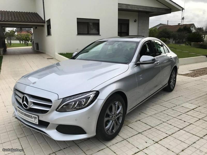 Mercedes c 220 d 2018