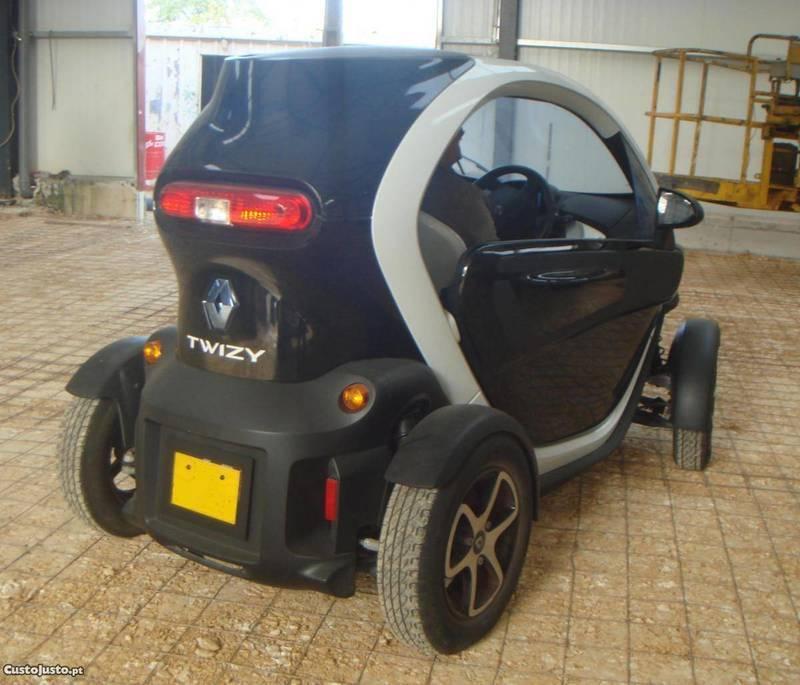 Renault Twizy: 2 Usados De 11 Websites Para Venda
