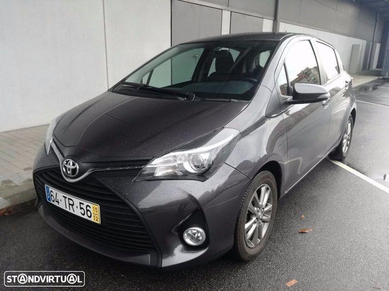 Carros Usados Toyota >> Vendido Toyota Yaris D4d Exclusive Carros Usados Para Venda