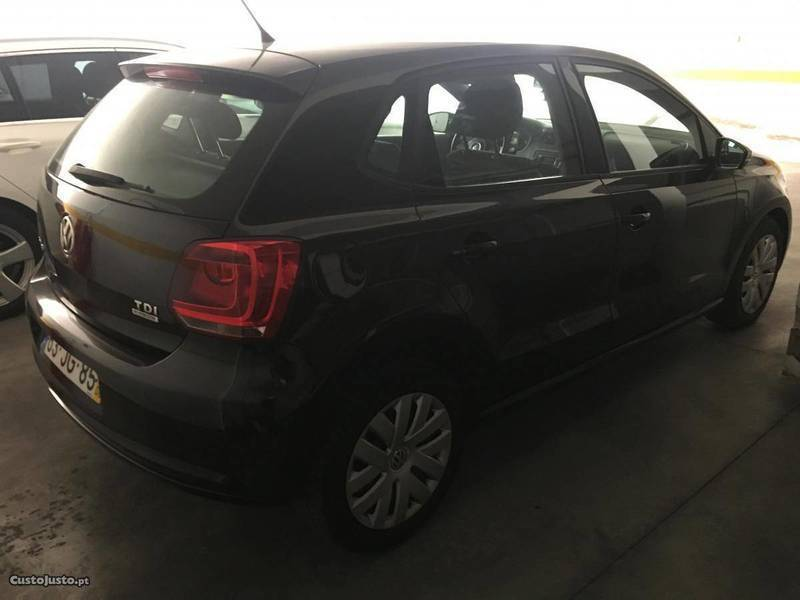 sold vw polo motor 1 6 tdi 105cv carros usados para venda. Black Bedroom Furniture Sets. Home Design Ideas