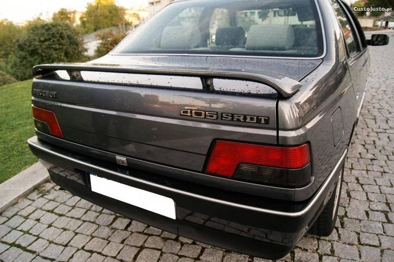 Sold Peugeot 405 Diesel Como Novo