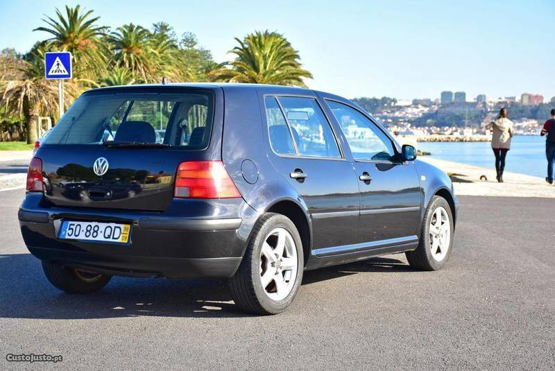 sold vw golf iv 4 1 9 tdi 110cv carros usados para venda. Black Bedroom Furniture Sets. Home Design Ideas