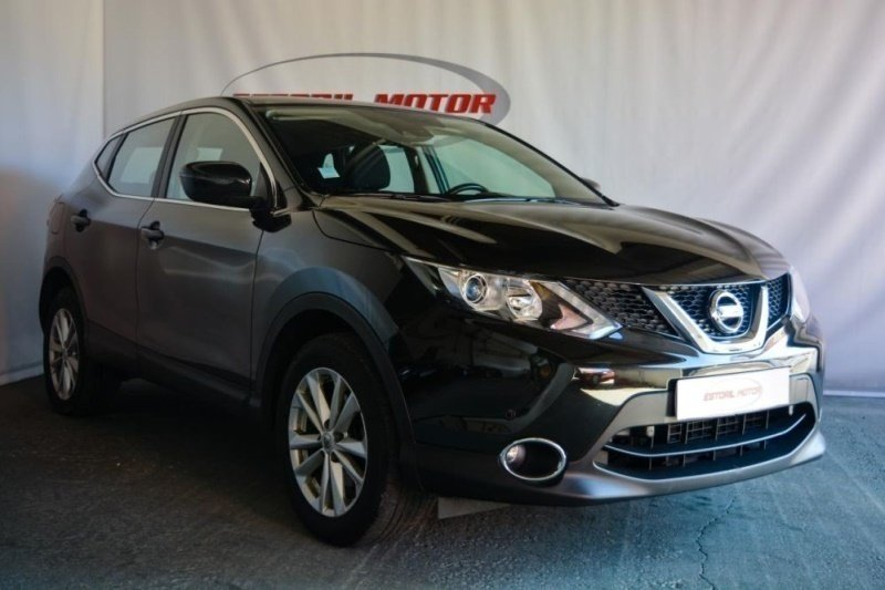 sold nissan qashqai 1 5 dci busine carros usados para venda. Black Bedroom Furniture Sets. Home Design Ideas