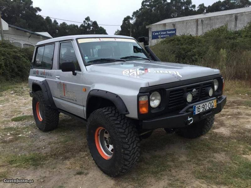 sold nissan patrol 2 8td full tt carros usados para venda