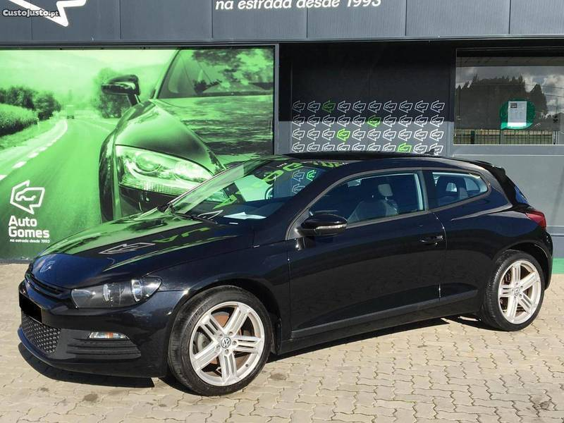 sold vw scirocco sport 2 0 tdi 140 carros usados para venda. Black Bedroom Furniture Sets. Home Design Ideas