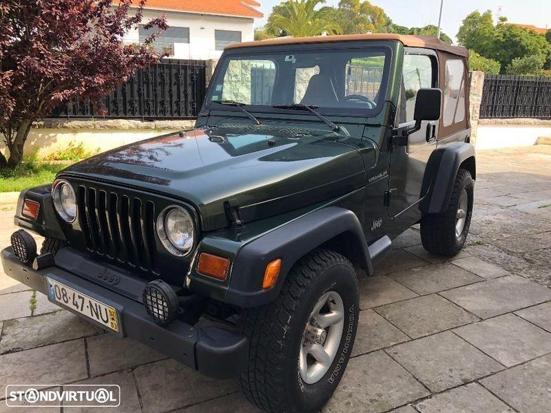 Usado Jeep Wrangler TJ 2.5 Soft Top