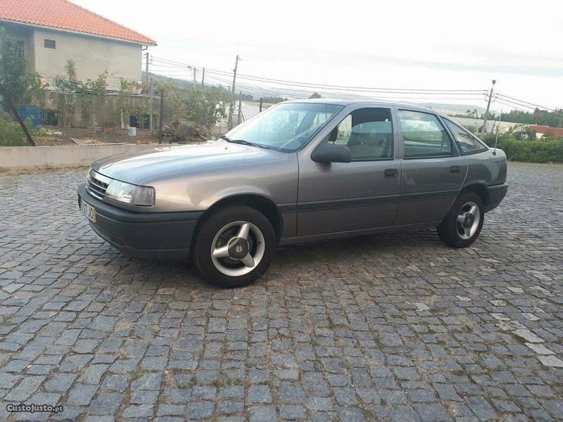 63122bf9e04 Sold Opel Vectra 2.0i - 92 - Carros usados para venda