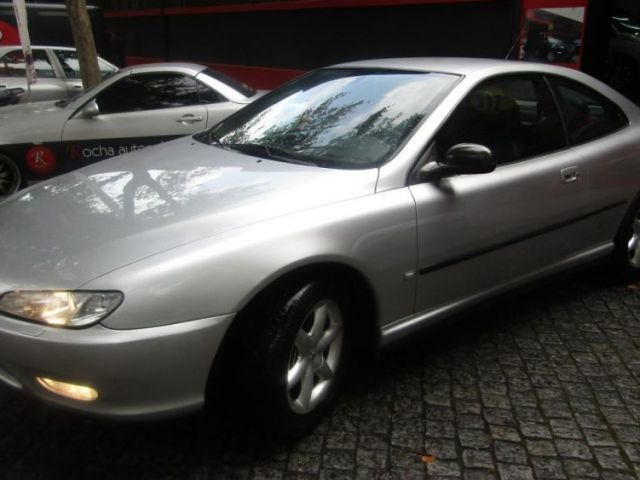 sold peugeot 406 coupe 2 2 hdi carros usados para venda autouncle. Black Bedroom Furniture Sets. Home Design Ideas