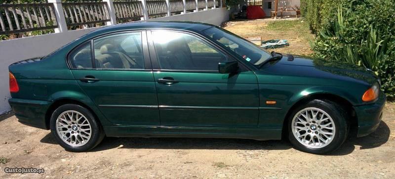 Sold Bmw 320 320 D 98 Carros Usados Para Venda Autouncle