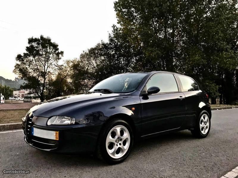 Sold Alfa Romeo 147 1 6 Ts 120cv S Carros Usados Para Venda border=