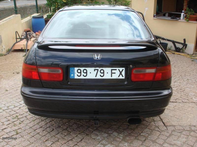 Sold honda accord 95 carros usados para venda for Carro honda accord