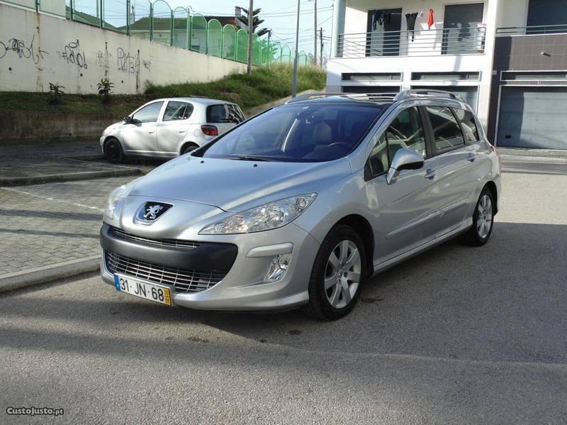 Vendido Peugeot 308 Sw Teto Panor U00e2mico