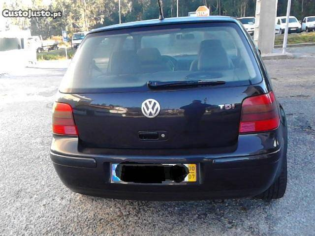 sold vw golf iv 1 9 tdi 130 cv carros usados para venda. Black Bedroom Furniture Sets. Home Design Ideas