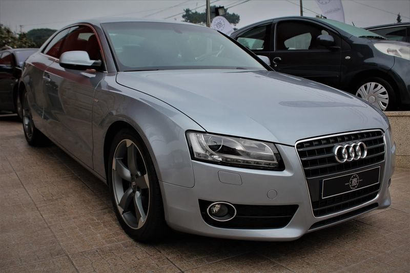 audi a5 2 0 tdi 170 cv s line carros usados para venda autouncle. Black Bedroom Furniture Sets. Home Design Ideas