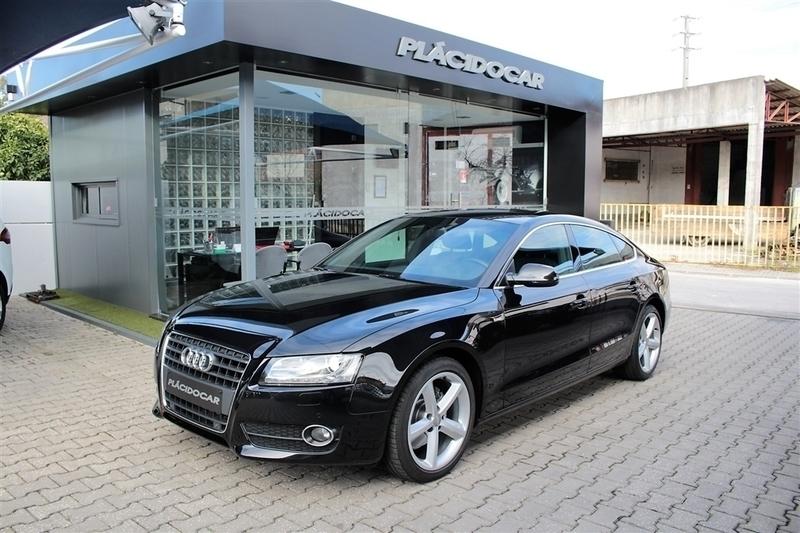 Audi a5 sportback usados para venda 14