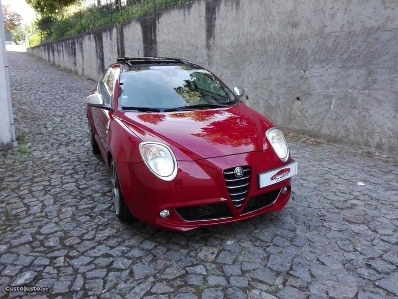 sold alfa romeo mito 1 6 120cv spo carros usados para venda. Black Bedroom Furniture Sets. Home Design Ideas