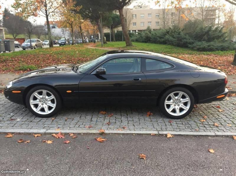 Usado Jaguar XK Série8 Coupe