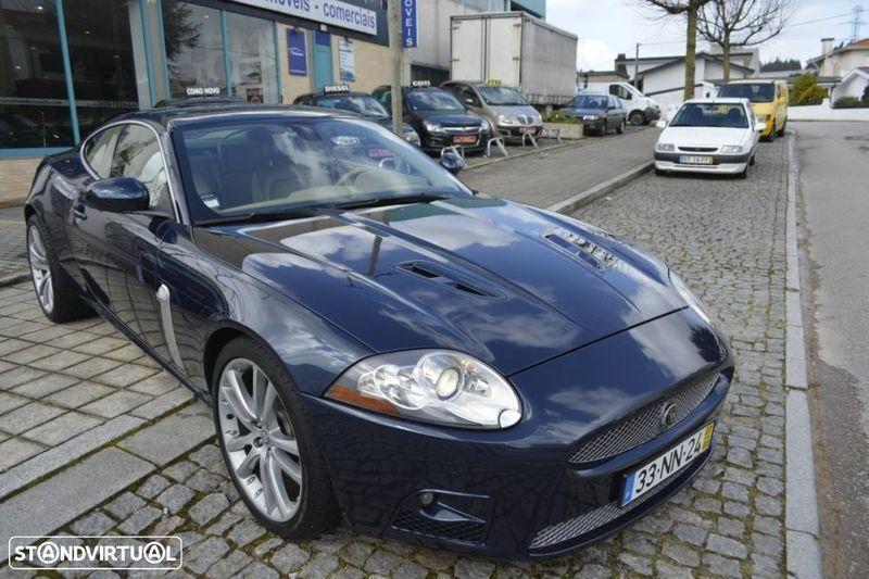 1/4 Usado Jaguar XKR 4.2 V8 Coupe Supercharged
