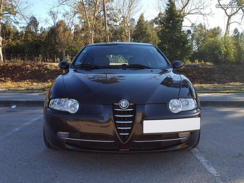 sold alfa romeo 147 1 6 twin spark carros usados para venda. Black Bedroom Furniture Sets. Home Design Ideas