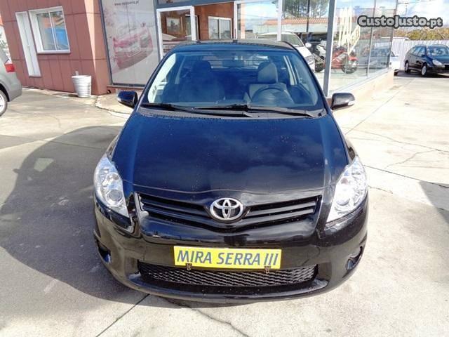 Carros Usados Toyota >> Toyota Auris Van 1 4 D 4d Iva