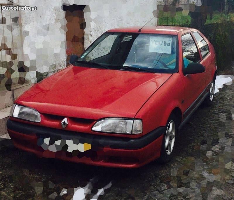 Vendido Renault 19 Carrinha