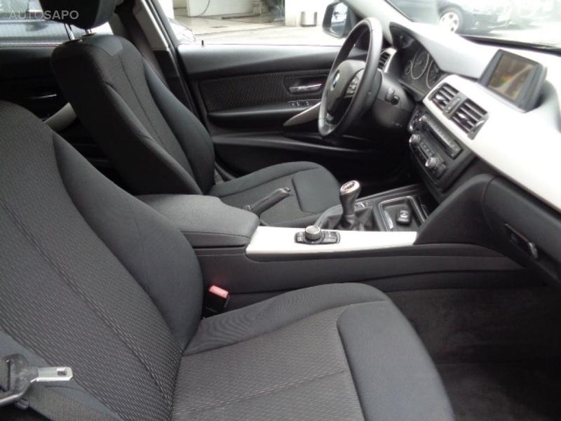 BMW 318 Série 3 d Touring