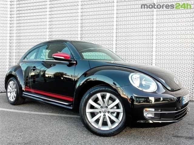 sold vw beetle 1 2 tsi 105cv club carros usados para venda. Black Bedroom Furniture Sets. Home Design Ideas
