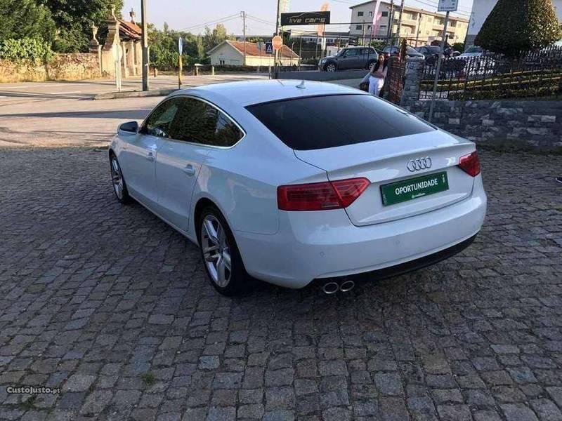 Audi a5 sportback usados venda 3