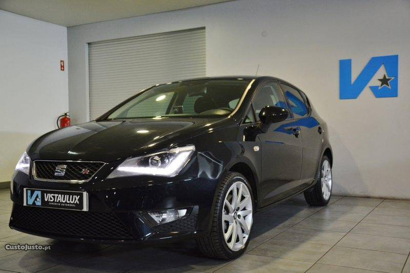 sold seat ibiza 2 0 tdi fr 143 cv carros usados para venda. Black Bedroom Furniture Sets. Home Design Ideas