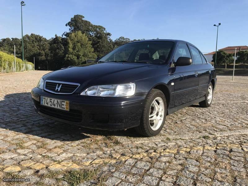 Sold honda accord ls 99 carros usados para venda for Carro honda accord