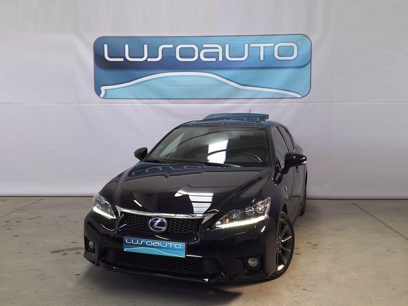 Usado Lexus CT200h F Sport Line