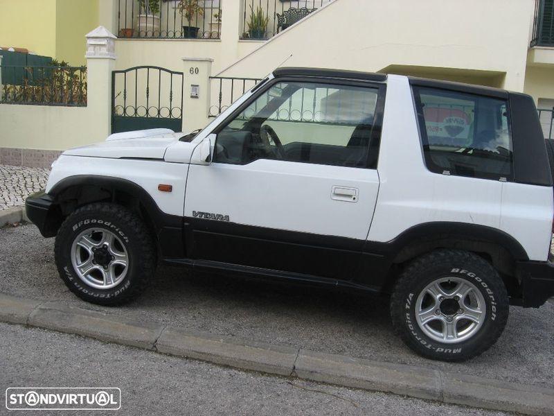 1 4 Usado Suzuki Vitara Cabrio Hardtop
