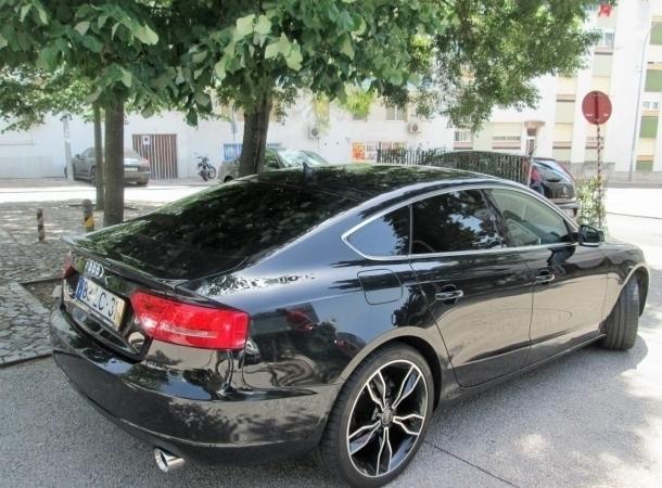 Audi a5 sportback usados venda 15