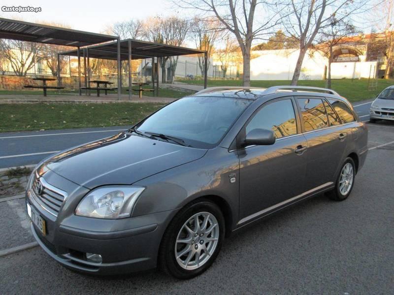 sold toyota avensis sw 2 0 d4d 116 carros usados para venda. Black Bedroom Furniture Sets. Home Design Ideas