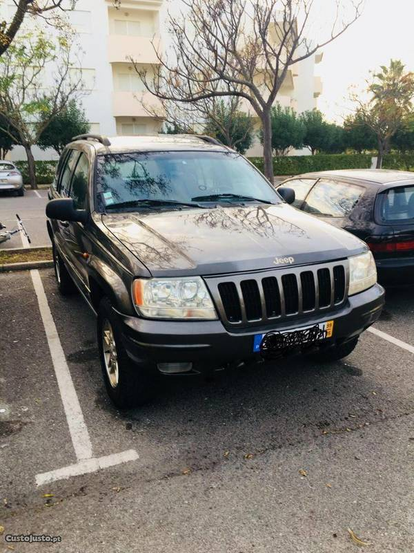 Delightful Usado Jeep Grand Cherokee 3.1   99