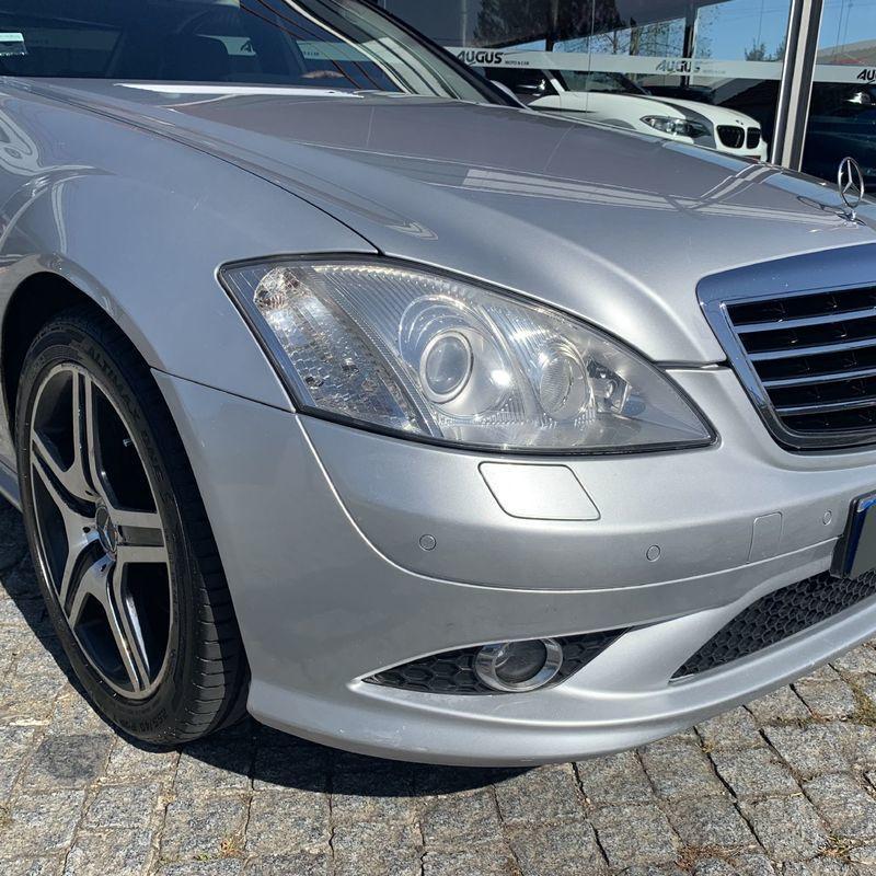 Usados 2007 Mercedes S320 3.0 Diesel 235 Cv (17.500