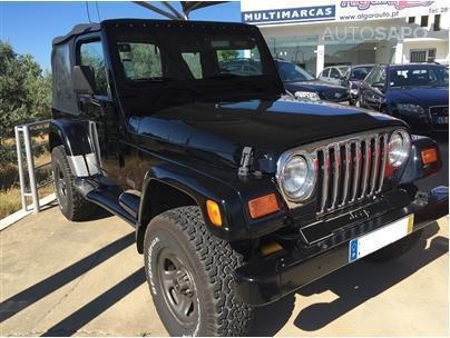 1/3 Usado Jeep Wrangler 2.5 Hard Top (121cv) (3p)