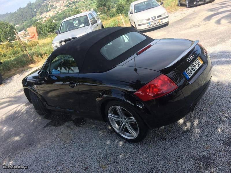 Sold Audi TT 1.8 turbo - Carros usados para venda