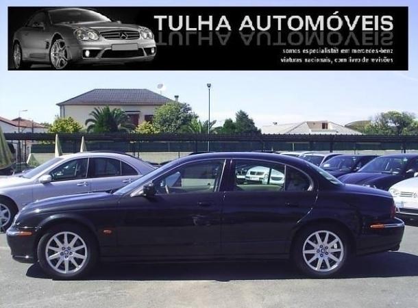 Usado Jaguar S Type 3.0 V6 Executive Aut. (238cv)
