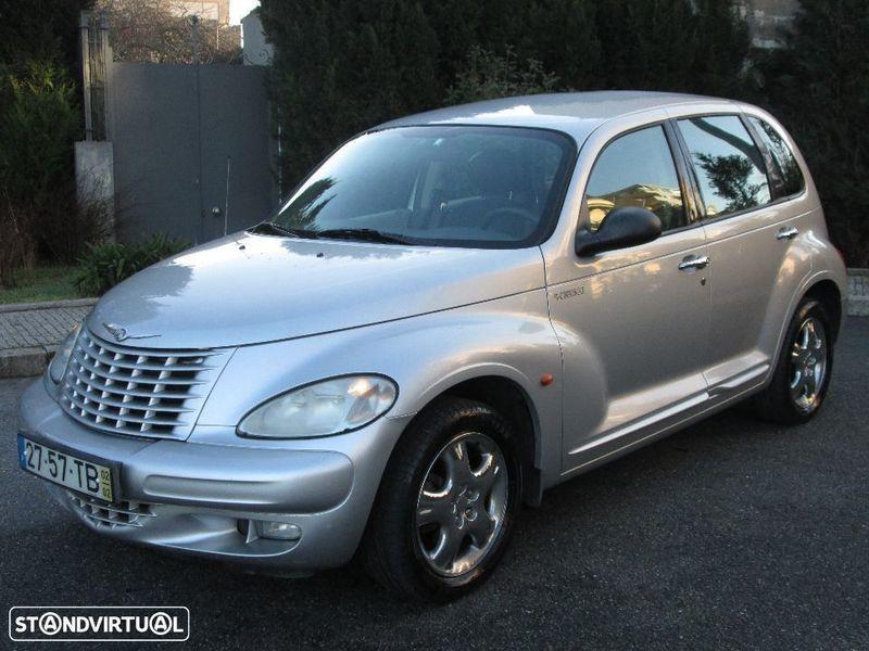 Chrysler Carros Usados >> Vendido Chrysler Pt Cruiser 1 6 16 V Carros Usados Para Venda