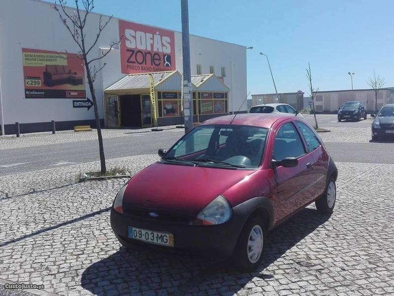 Usado Ford Ka   Gasolina Coupe